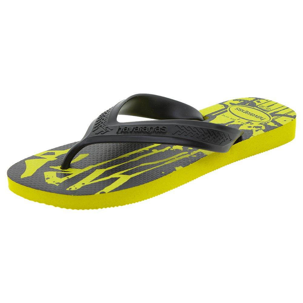 37ff3134c chinelo masculino top max street amarelo havaianas - 4140284. Carregando  zoom.
