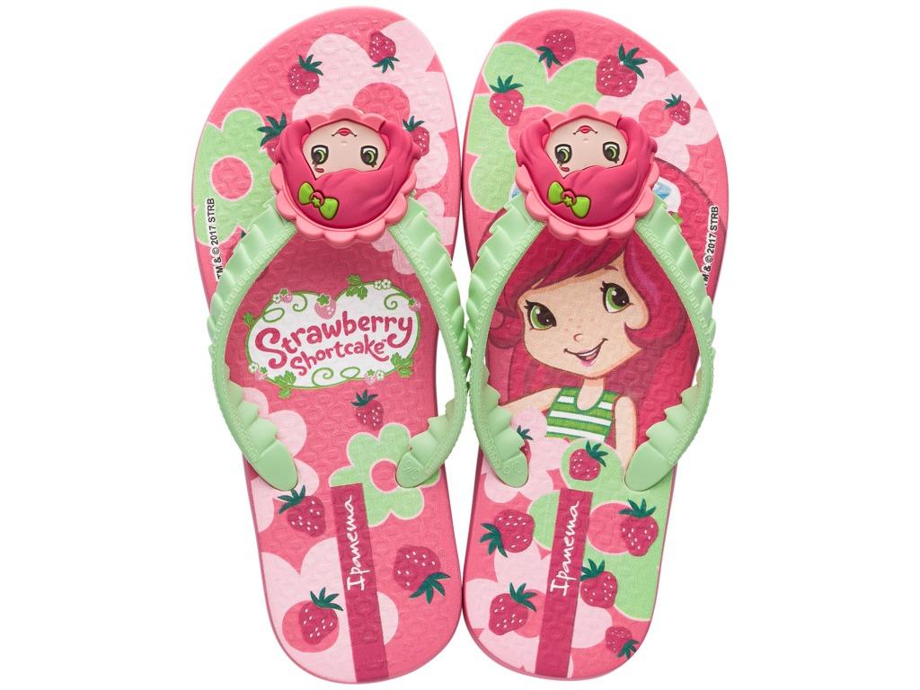 13eefc86e chinelo menina ipanema moranguinho rosa verde 004966. Carregando zoom.