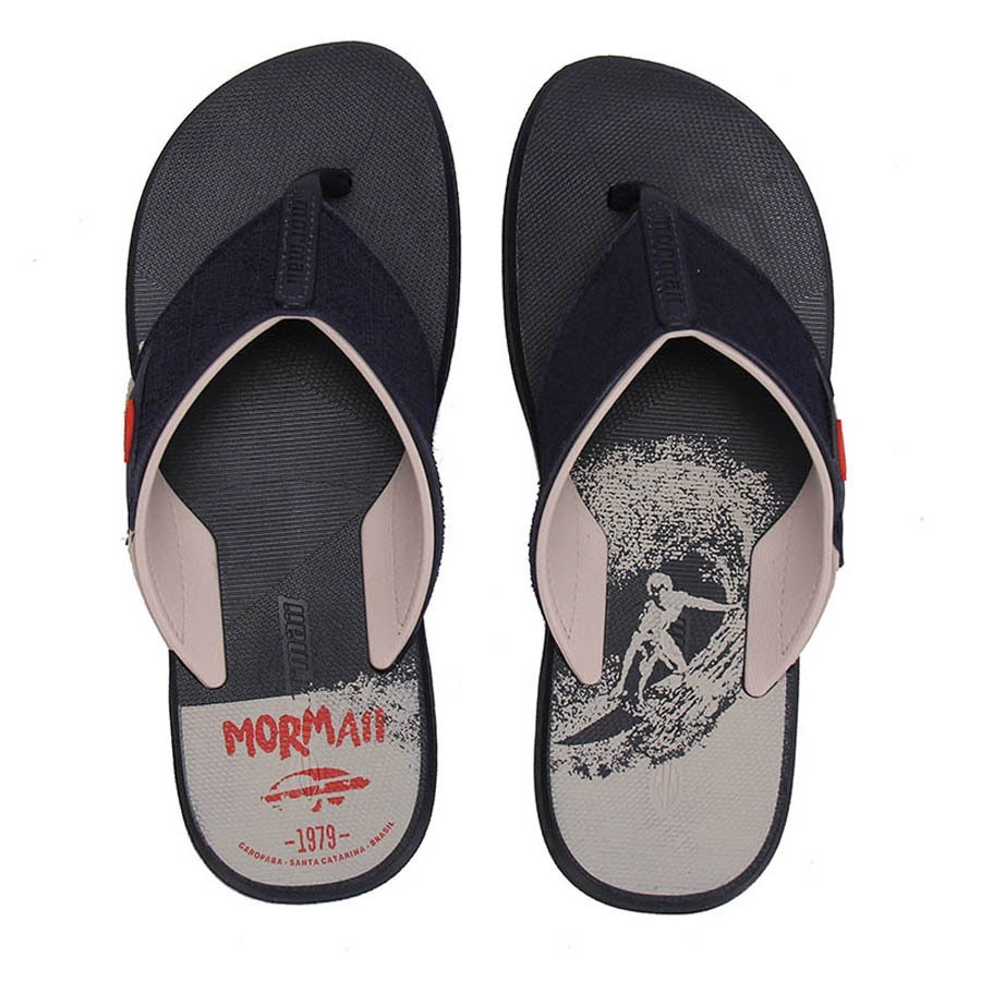 Chinelo Mormaii Drop Marinho Masculino - R  54,90 em Mercado Livre e19c2090dc