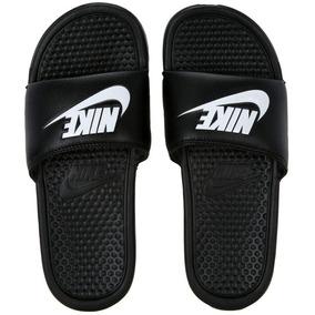 76cb0716cf9ff Chinelo Nike Benassi Shower Slide Azul Claro - Calçados, Roupas e Bolsas no  Mercado Livre Brasil