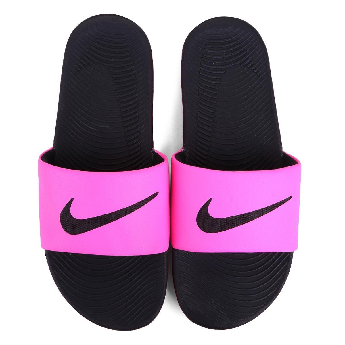 0d446e6a2 Chinelo Nike Kawa Slide Feminina Juvenil (novo E Original) - R  50 ...