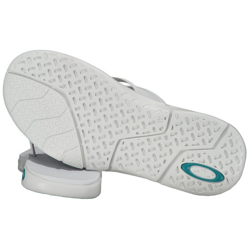 chinelo oakley rest branco