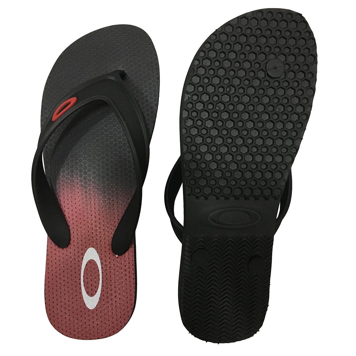 b636155a961c5 Chinelo Oakley Wave Point Original (10188br) - R  89,90 em Mercado Livre