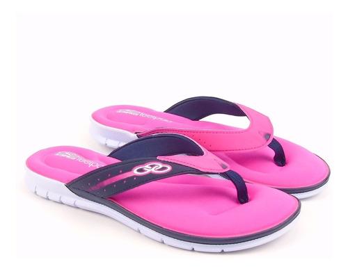 chinelo olympikus feminino venice feetpad lançamento preto