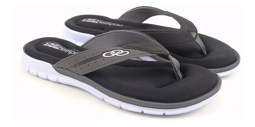 chinelo olympikus feminino venice feetpad lançto calendula