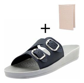 70436238fcb9 Sandalias Dafiti Comfortflex - Calçados, Roupas e Bolsas com o Melhores  Preços no Mercado Livre Brasil