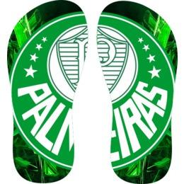 f1e6ec5b7 Chinelo Personalizado Do Palmeiras - R$ 23,00 em Mercado Livre
