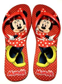 35b19ed82 Chinelo Havaianas Minnie Preto E Vermelho - Calçados, Roupas e Bolsas no  Mercado Livre Brasil