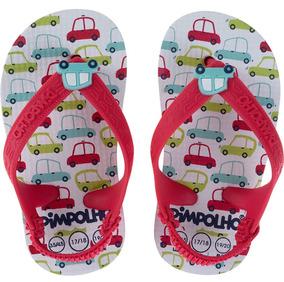 3f441ef0f6154 Chinelo Pimpolho - Calçados, Roupas e Bolsas no Mercado Livre Brasil