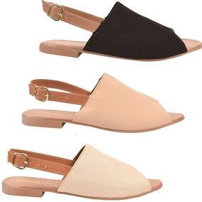 2eb04716c Sandalia Rasteirinha Artesanal Para Sacoleiras E Revenda - Sapatos com o  Melhores Preços no Mercado Livre Brasil