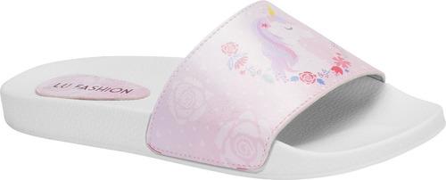 chinelo rasteirinha slide birken feminino