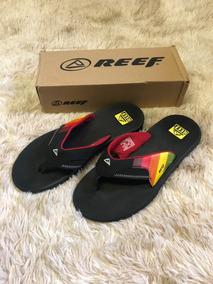 0e23f98ee018 Chinelo Reef Lancamento - Chinelos no Mercado Livre Brasil