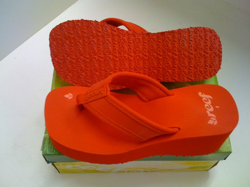 chinelo reef liv screen 1606 - novo/com garantia