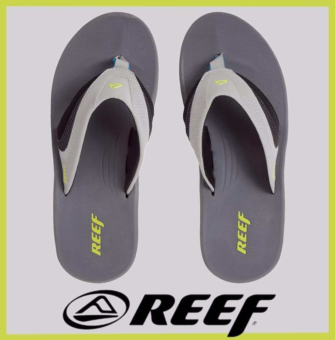 7ca9008e3b34fb Chinelo Reef Phantom Player Exclusivo C/ Abridor De Garrafas