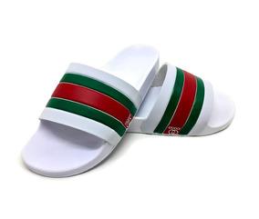 6445bc6e4 Sandalia Gucci - Calçados, Roupas e Bolsas no Mercado Livre Brasil