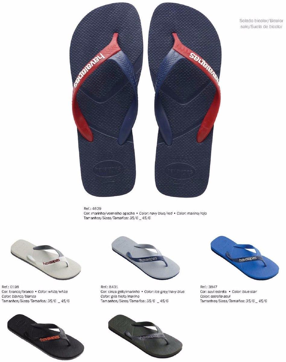 4c150c73ec Características. Marca Havaianas  Modelo Havaianas Casual  Gênero Masculino   Tipo de calçado Chinelos ...