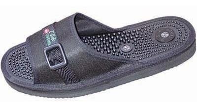 chinelo sandália magnética super terumi®  palm massageadora!