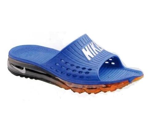 f9265d0adbc Chinelo Sandalia Nike Air Max Benack Pronta Entrega Gel - R  159