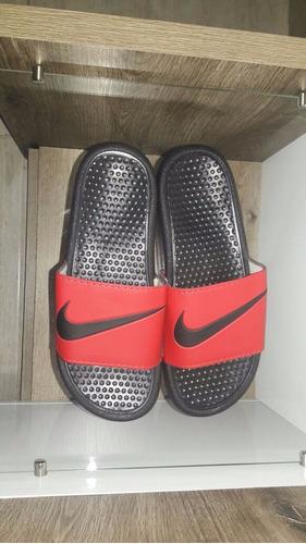 chinelo sandália nike benassi unissex liquidação