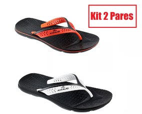 f16558e927 Chinelo Masculino 44 Sandalo Sandalias Chinelos - Chinelos para Masculino  no Mercado Livre Brasil
