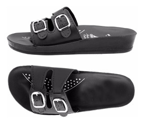 e4a90fd05 Sandalias Ortopedicas Femininas - Sapatos para Feminino com o Melhores  Preços no Mercado Livre Brasil