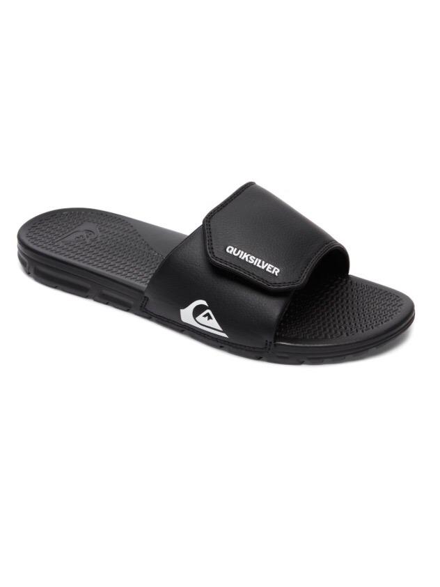 d5dadc7043 chinelo sandália quiksilver ajuste - original. Carregando zoom.