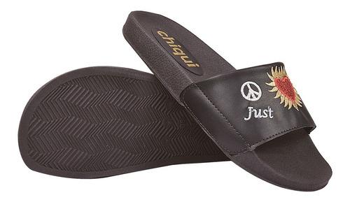 chinelo sapato feminina chiquiteira chiqui/8037