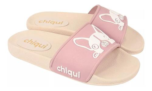 chinelo sapato feminina chiquiteira chiqui/8040