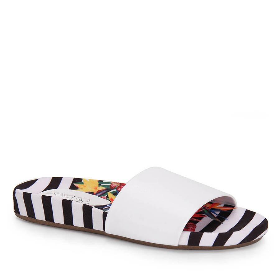 f01317d34 Chinelo Slide Feminino Beira Rio - Branco - R$ 69,99 em Mercado Livre
