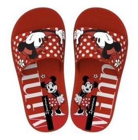92947e6128cab1 Chinelo Slide Ipanema Disney Minnie