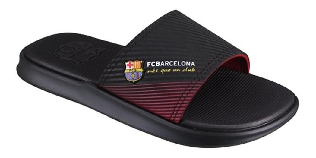 c6519d3fe1 chinelo slide masculino rider barcelona fc preto 008830. Carregando zoom.