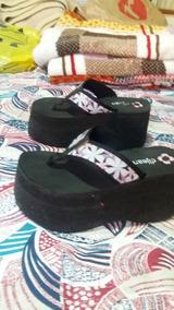 8f4b23227a Chinelo Plataforma Dijean Branco - Sapatos no Mercado Livre Brasil