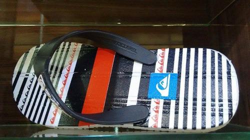 chinelos air max e quicksilver