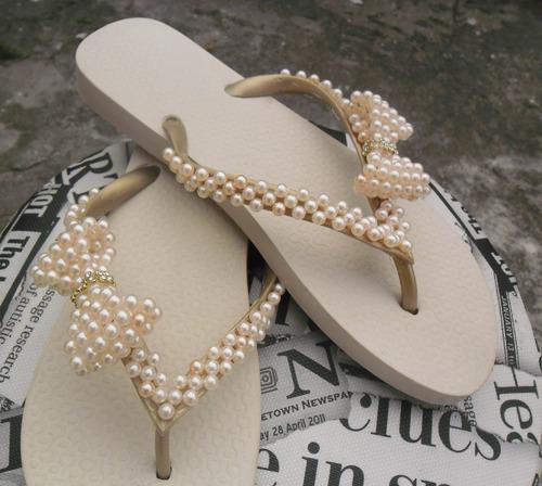 chinelos de corados