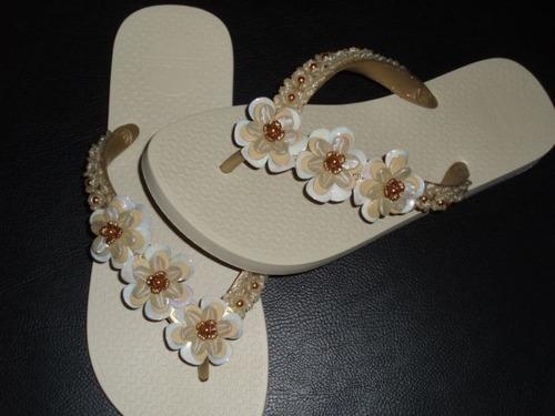 chinelos havaianas personalizados