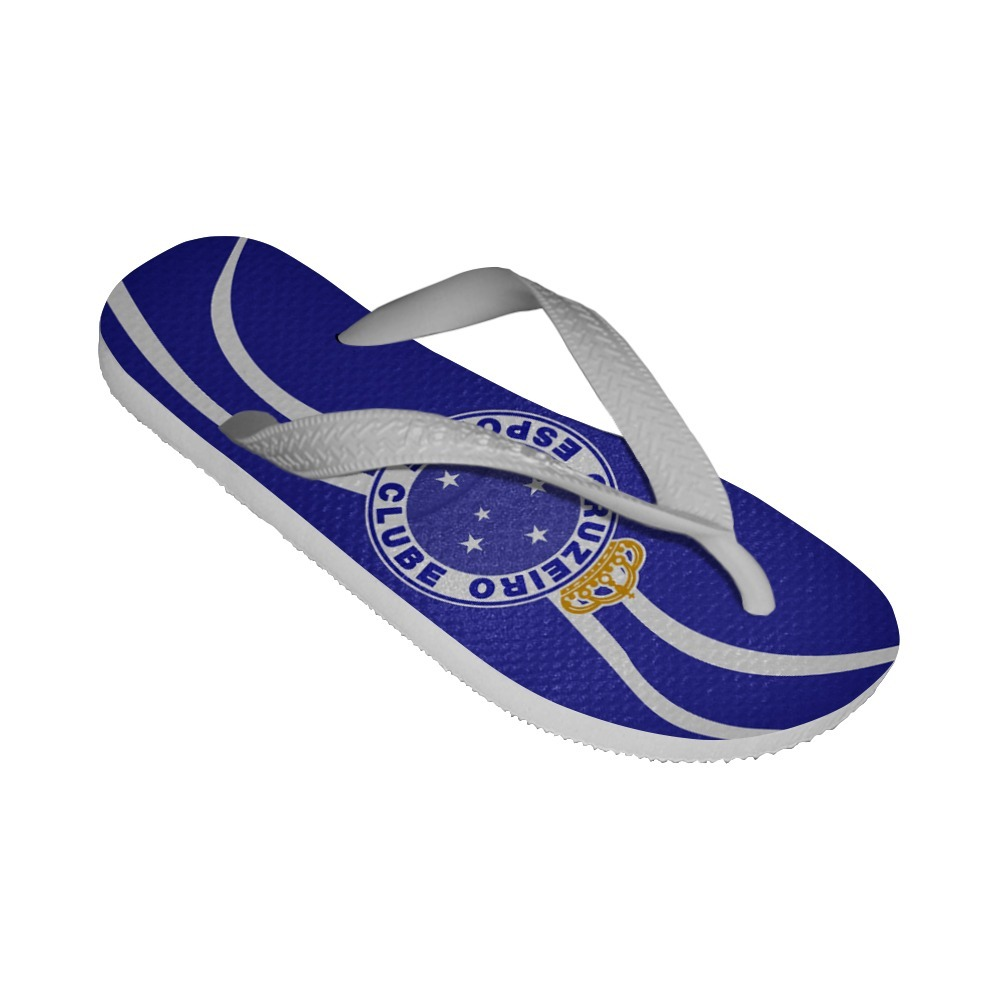 dbeeb9b4f Chinelos Havaianas Personalizados Cruzeiro [1] - R$ 45,90 em Mercado ...