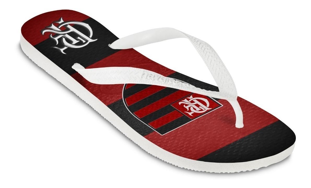 a060d159022f8a Chinelos Havaianas Personalizados Flamengo [7] Fute