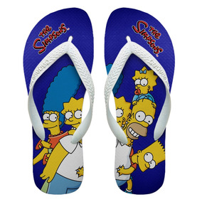 7d91dade3 Havaiana Personalizada Simpson no Mercado Livre Brasil
