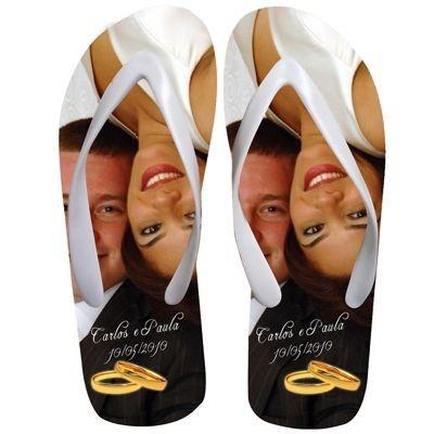 chinelos personalizados
