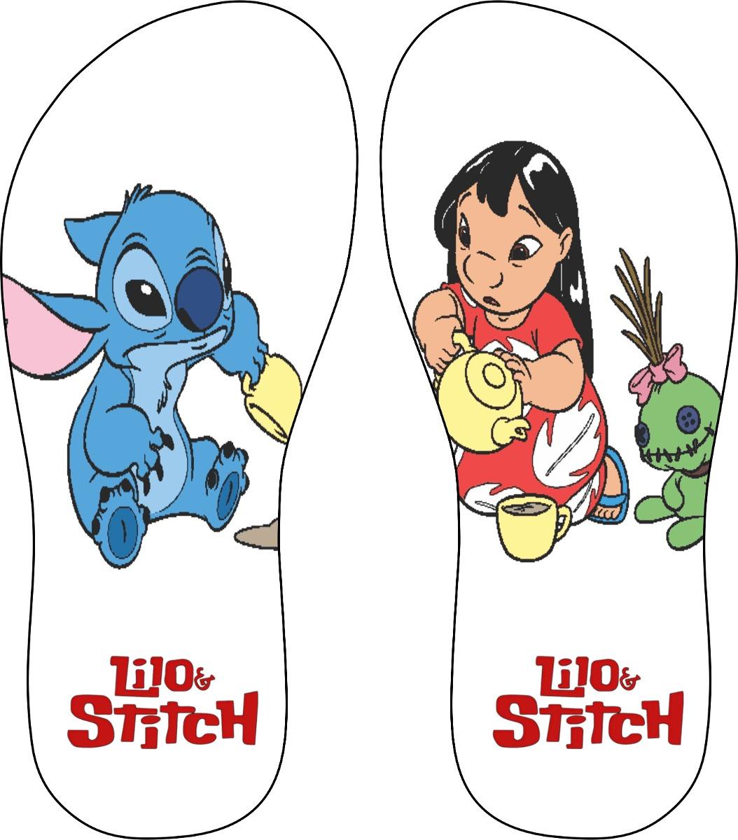 chinelos personalizados lilo e stitch desenhos exlusivo r 25 00