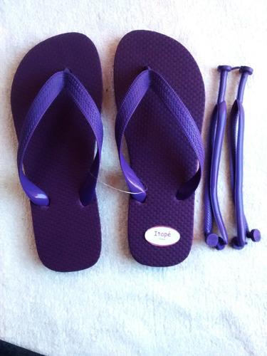 chinelos sandalias - 5 pares - atacado e varejo