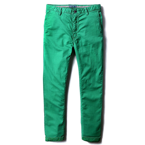 chino algodón multi - de color regular fits más size panta