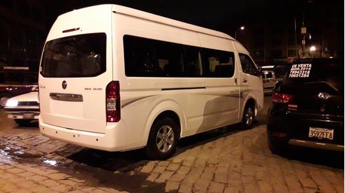 chino   modelo  2020  minibús  chino
