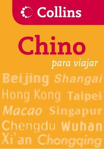 chino para viajar(libro diccionarios)