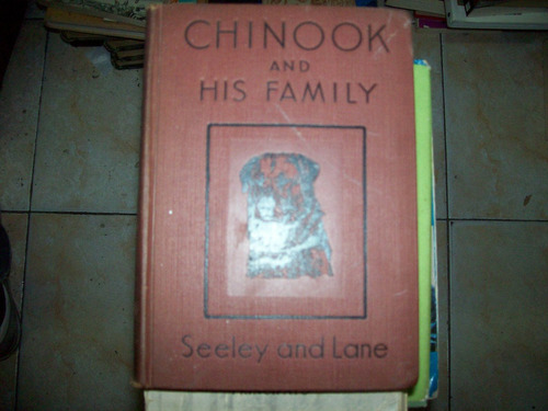 chinook and his family - seeley and lane