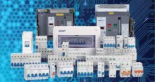 chint venta de material electrico en baja tensión