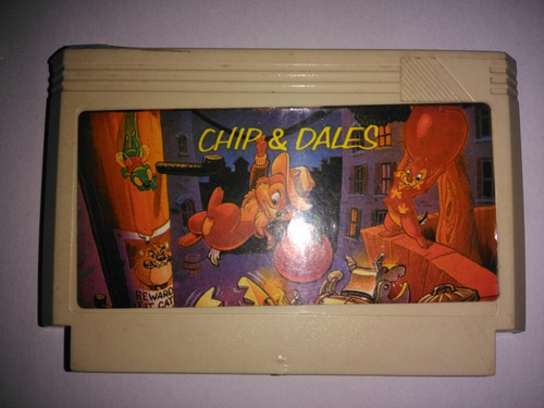 chip and dale family game