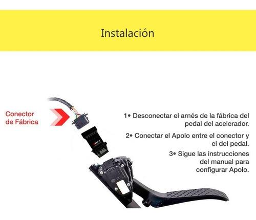 chip apolo 3 sprintbooster pedalbox windbooster mazda