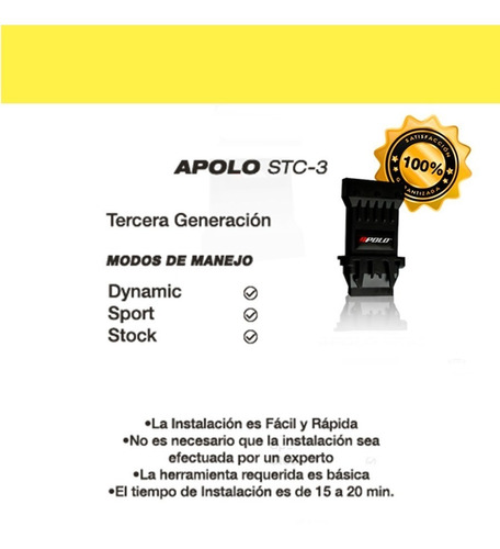 chip apolo 3 sprintbooster pedalbox windbooster swift