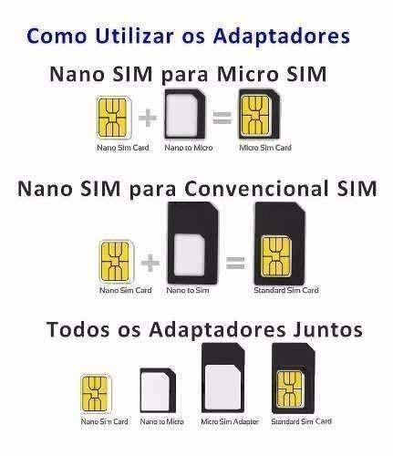 chip celular adaptador